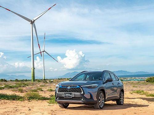 Xe ôtô hybrid phù hợp với điều kiện tại Việt Nam