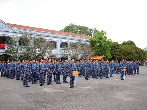 Lữ đoàn 147 Hải quân phát động Cuộc vận động 'Toàn dân rèn luyện thể thao theo gương Bác Hồ vĩ đại'