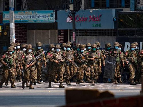 Giao chiến với phiến quân, 20 binh sĩ Myanmar thiệt mạng