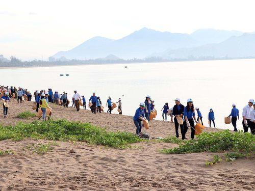 Việt Nam muốn trở thành quốc gia tiên phong về giảm thiểu ô nhiễm đại dương