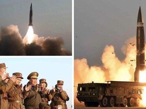 Điểm yếu của F-35 Hàn Quốc: Sân bay trong tầm tên lửa Triều Tiên!