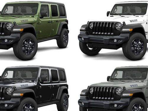 Chi tiết SUV Jeep Wrangler sản xuất giới hạn, chỉ 130 chiếc