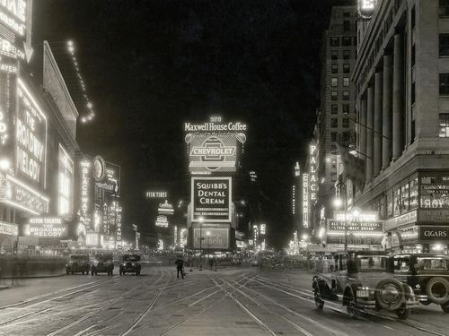 Sự chuyển mình của 'thành phố không ngủ' New York (Mỹ) trong 110 năm