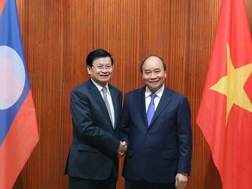 Lãnh đạo các nước chúc mừng Chủ tịch nước Nguyễn Xuân Phúc