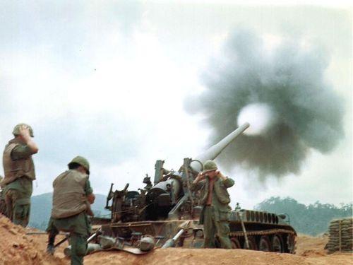 Tại sao quân ta không thu được pháo 203mm trong chiến tranh chống Mỹ?