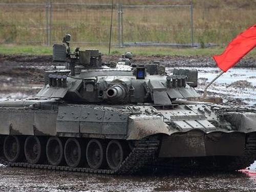 Mỹ nghĩ Nga dùng T-80 thay thế Armata...
