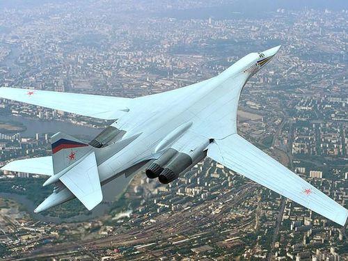 Mỹ gọi máy bay ném bom Tu-160 của Nga là 'xe thồ tên lửa'