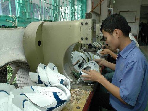 Xuất khẩu da giày: Khối FDI chiếm ưu thế