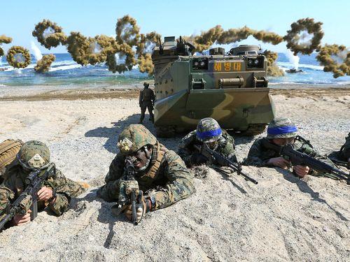 Mỹ - Hàn Quốc kí thỏa thuận chia sẻ chi phí quốc phòng
