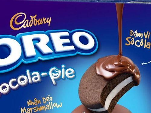 Mondelez ra mắt dòng bánh Oreo Socola Pie đầu tiên tại Việt Nam
