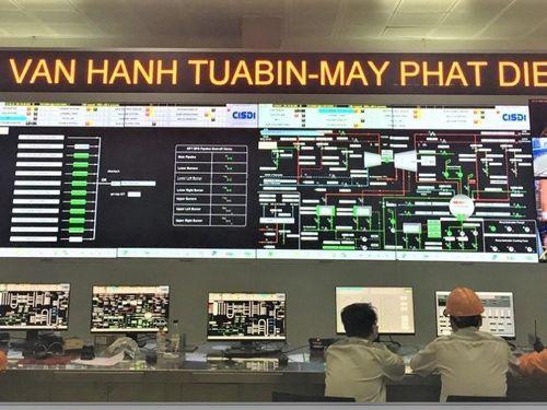 Thép Hòa Phát Hải Dương tự chủ được 90% điện sản xuất