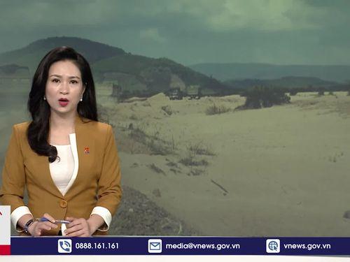 Doanh nghiệp phớt lờ quy định, ngang nhiên khai thác cát tại Phú Yên
