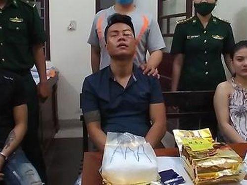 Đóng hơn 2kg ma túy vào valy 'ký gửi' từ Quảng Bình vào Đà Nẵng