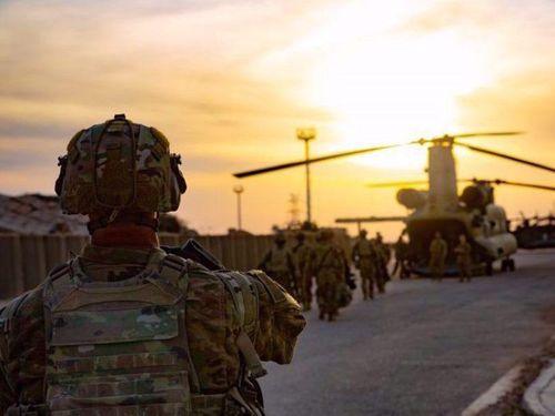 Mỹ quyết định rút hết binh sĩ chiến đấu trực tiếp khỏi Iraq