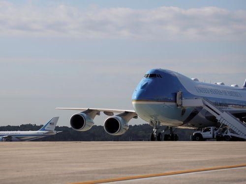 Boeing kiện nhà cung cấp nội thất của Air Force One