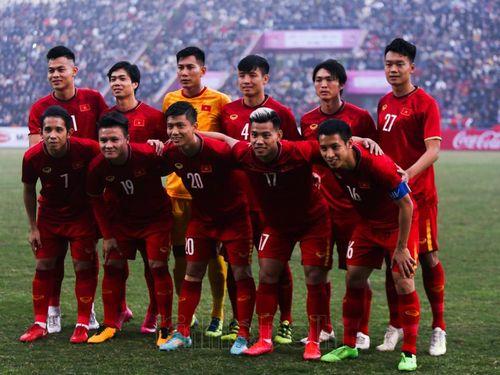 ĐTQG Việt Nam vươn lên vị trí thứ 92 thế giới, vị trí tốt thứ 2 trong lịch sử