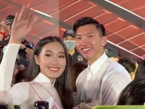 Bạn gái Văn Hậu - Doãn Hải My - lên tiếng sau vụ bị tố 'giật chồng'