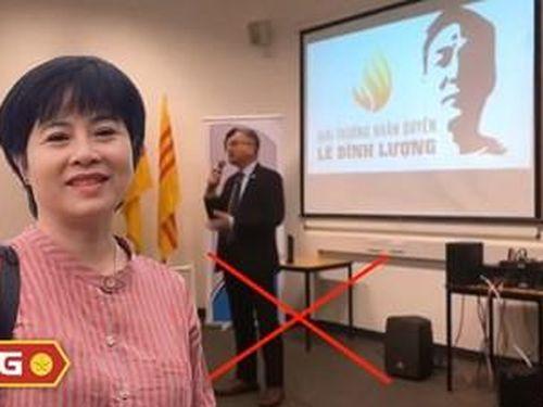 Bắt, tạm giam đối tượng Nguyễn Thúy Hạnh