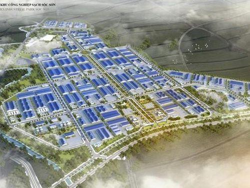 Năng lực DĐK Group CĐT dự án KCN Sóc Sơn 3.200 tỷ