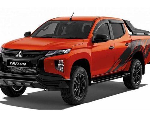 Mitsubishi Triton Athlete 2021 từ 790 triệu đồng, 'đấu' Ford Ranger