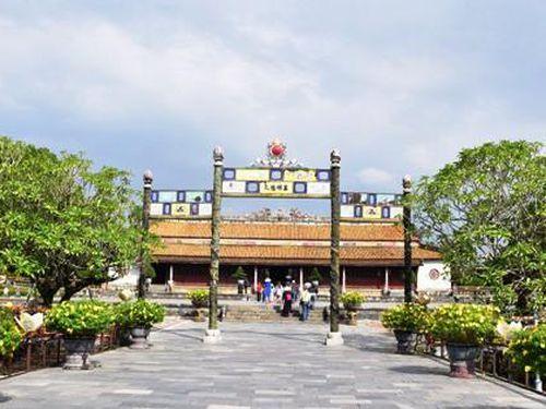 Bộ VHTTDL cho ý kiến về Dự án bảo tồn, tu bổ tổng thể di tích Điện Thái Hòa