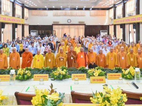 Đại hội đại biểu Phật giáo thành phố Vũng Tàu lần thứ VII