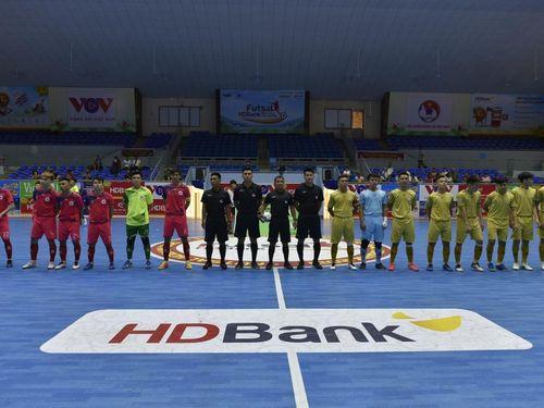 Ngày thi đấu thứ 2 Giải Futsal HDBank VĐQG 2021: Tân Hiệp Hưng 3 - 1 Cao Bằng