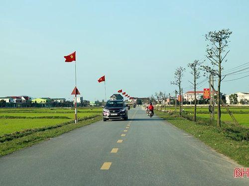 Cẩm Bình tăng tốc xây dựng xã nông thôn mới kiểu mẫu