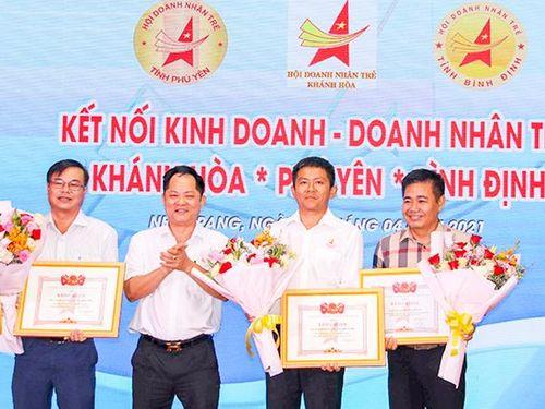Kết nối doanh nghiệp Khánh Hòa - Phú Yên - Bình Định