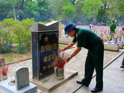 Hà Nội đề nghị xác nhận liệt sĩ đối với sáu hồ sơ tồn đọng