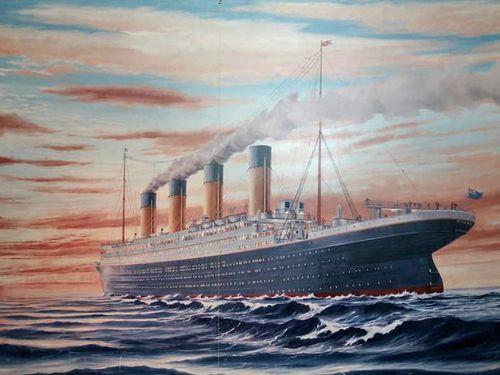 Trọng lượng 'khủng', tàu Titanic huyền thoại chìm nhanh hơn?