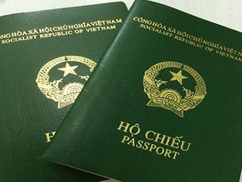 Lệ phí cấp hộ chiếu cao nhất là 1,2 triệu đồng/lần cấp
