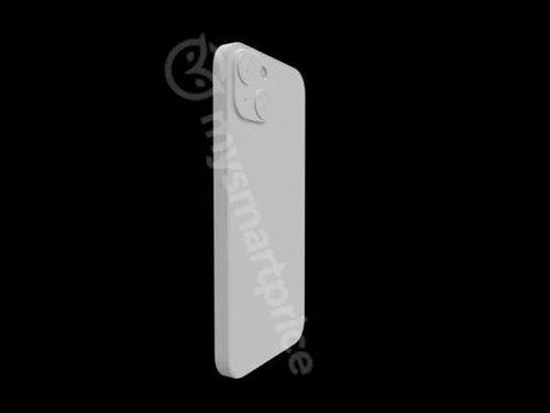 Ảnh 3D Apple iPhone 13 hé lộ thiết kế tương tự iPhone 12