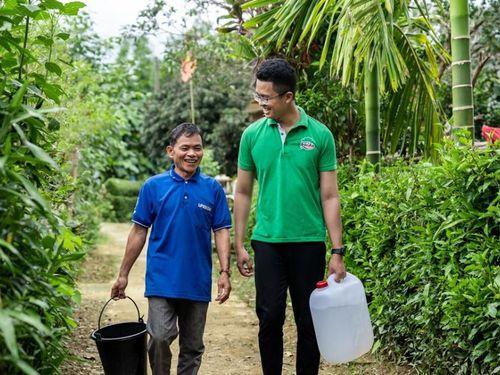 Tiếp tục hỗ trợ dự án nước sạch cho người dân miền Trung