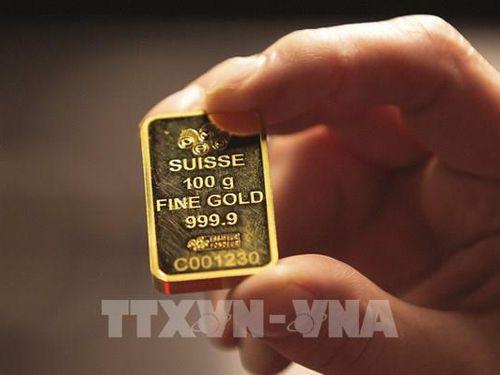 Giá vàng châu Á tăng trong chiều 15/4 khi đồng USD yếu đi