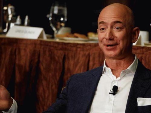 Một ngày của tỷ phú giàu nhất thế giới Jeff Bezos