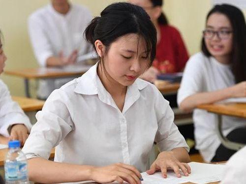 Hà Nội tổ chức một hội đồng thi tốt nghiệp trung học phổ thông