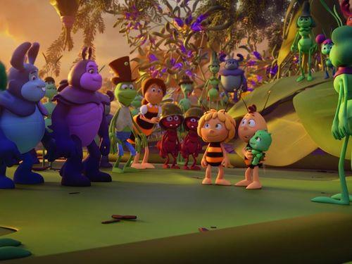 'Ong nhí phiêu lưu ký' - bộ phim hoạt hình đáng yêu và thú vị cho cả gia đình