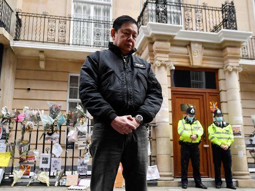Cựu đại sứ Myanmar ở Anh không đi dù bị trục xuất khỏi nơi ở