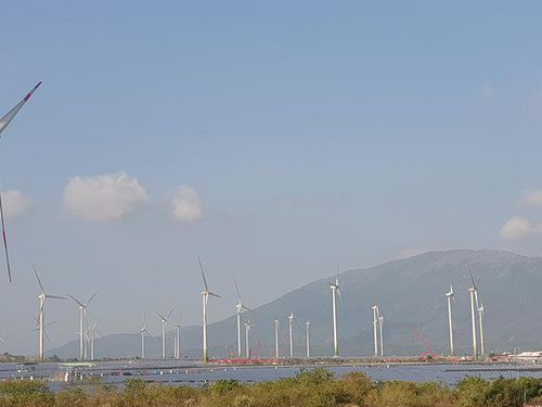 Hình thành tổ hợp năng lượng tái tạo lớn nhất Đông Nam Á