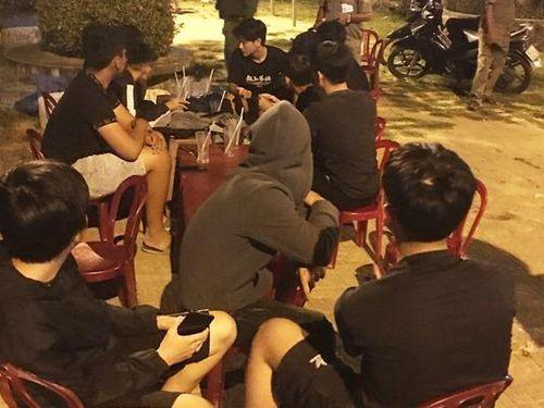 Quảng Nam: 'Trai làng' lên mạng xã hội kêu gọi đồng bọn đi hỗn chiến