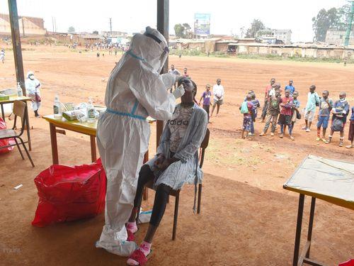 WHO cam kết hợp tác với châu Phi trong vấn đề vaccine