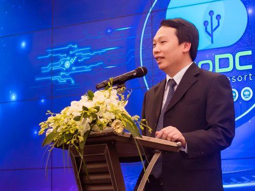 Thứ trưởng Nguyễn Huy Dũng: CNTT phải dễ tiếp cận như điện nước, để người dân dùng theo nhu cầu