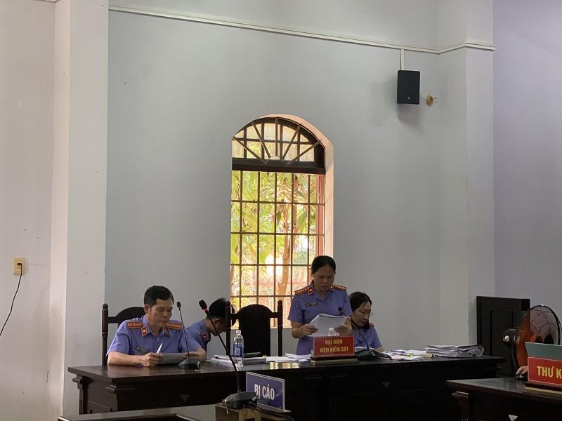 Vụ xăng giả Trịnh Sướng: Thay đổi đề nghị mức án nhiều bị cáo
