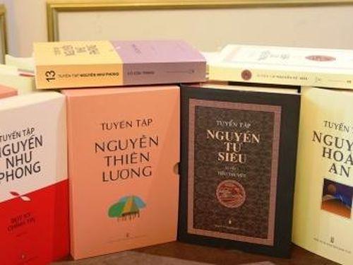 Ra mắt Tuyển tập của gia đình nhà văn- nhà báo Nguyễn Như Phong