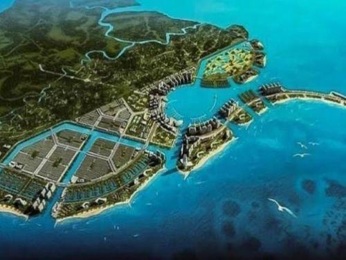 TP.HCM: Cần Giờ vùng đất 'Biển vàng' giữa đô thị hàng đầu Việt Nam
