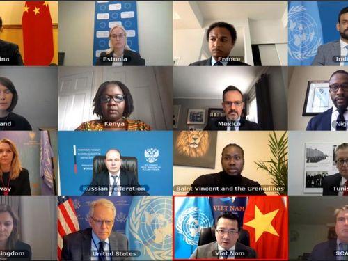 Hội đồng Bảo an Liên Hợp Quốc thông qua hai nghị quyết về Libya