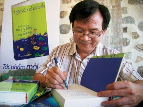 Nhà văn Nguyễn Nhật Ánh không giao lưu trong lễ hội sách