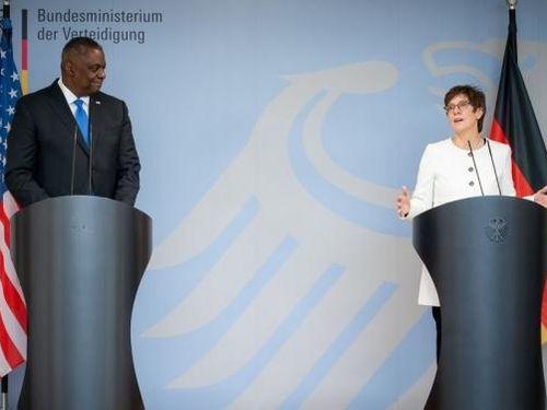 Nord Stream 2: Đức trấn an Mỹ