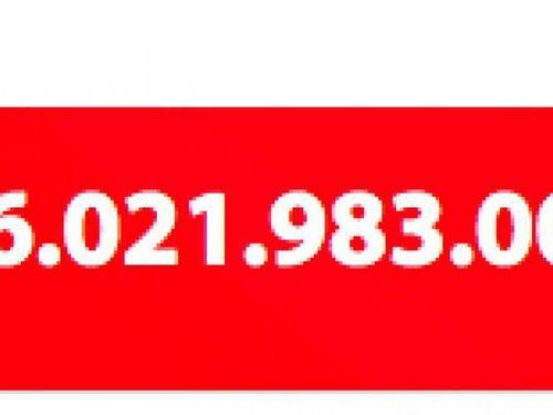 Kết quả xổ số Vietlott 18/4: Tìm người trúng giải 26 tỷ đồng?